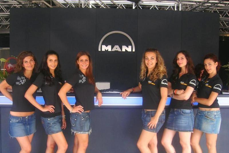 Trucks Racing 2009, Misano Adriatico