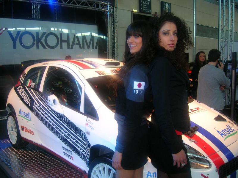 My Special Car 2009, Rimini