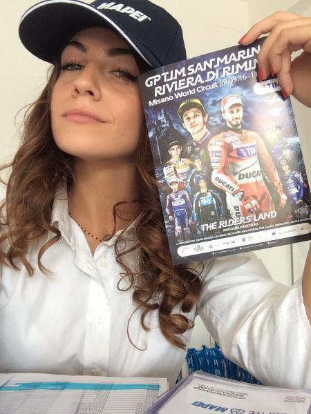 MotoGp San Marino 2016, Santa Monica Circuit
