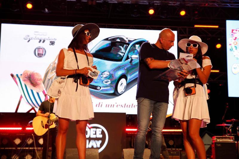 Deejay on Stage Riccione, agosto 2018