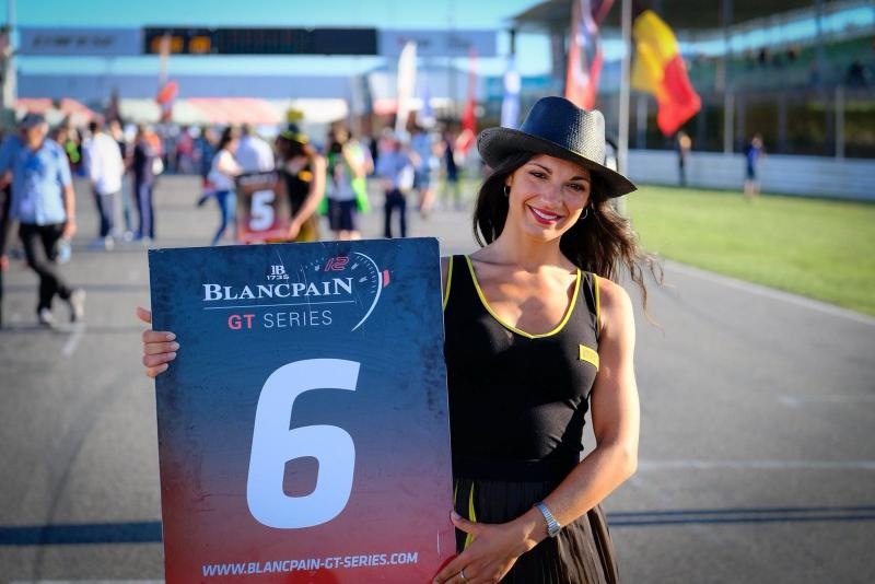 Blancpain GT Misano Circuit, giugno 2018