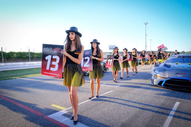 Campionato Blancpain Misano Circuit, giugno 2019