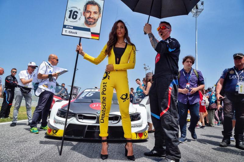 Campionato DTM Misano Circuit, giugno 2019
