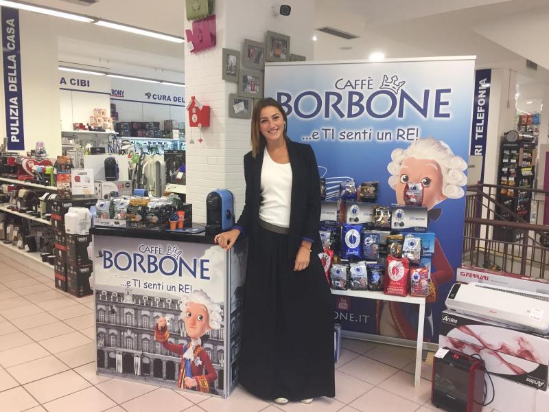 Caffè Borbone 2016, Trony Pesaro