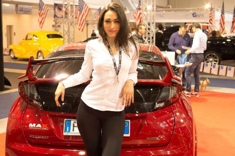 Supercar Auto Show 2016, Roma