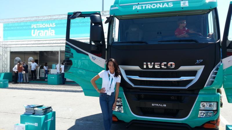 Grand Prix Truck autodromo di Misano, maggio 2017