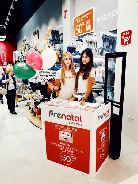 Inaugurazione Prenatal Ravenna, giugno 2017