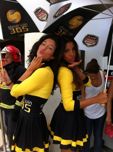 Gran Premio di Aragon 2013, Spagna